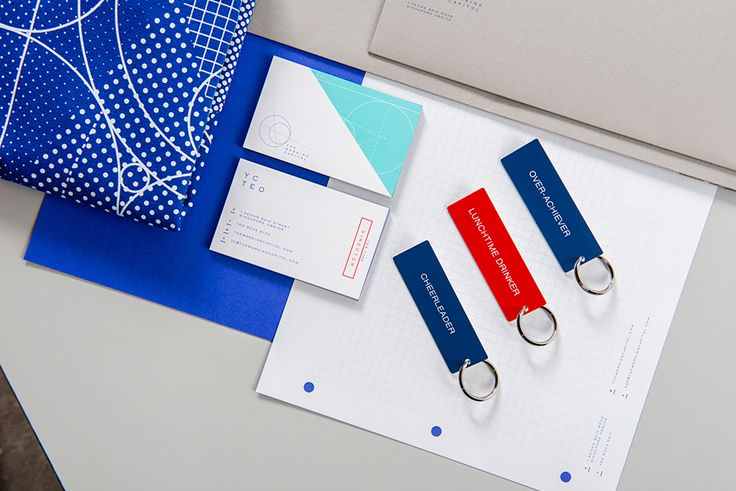 Brand identity and collateral for Singapore co-working space The Working Capitol by Graphic Design Studio Foreign Policy