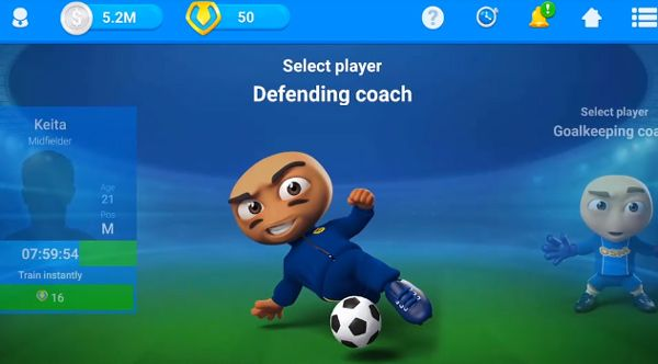 Be The Best Player In This Game With The Help Of Online Soccer Manager Osm Hack Cheats Make Yourself Rich Of Coins Only By Tool Hacks Online Work Generation