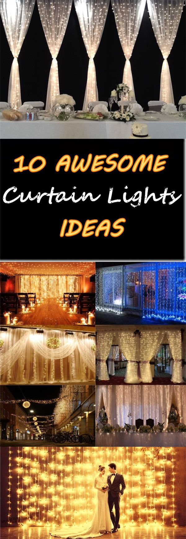 Awesome curtain lights ideas :) Click the picture or the Visit button you can get the item in cheap ~Cheers#lighting #christmas #christmasdecor #christmasdecorations #primitivechristmas #decoration #xmas #christmasjoy #noël #likeoldtimes #vintage #winterlandscape #vintagelove #inspiration #painting #christmaspainting #christmastime