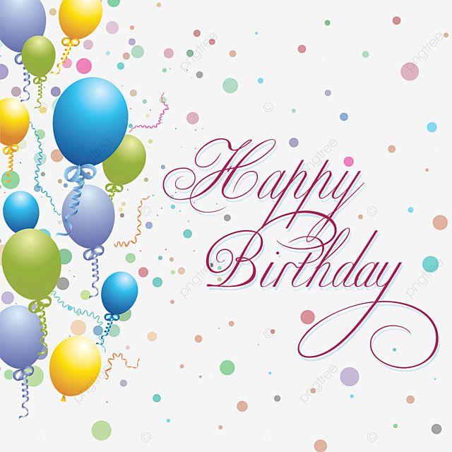 Feliz Aniversario Baloes De Fundo Cor Clipart Aniversario Colorido Imagem Png E Vetor Para Download Gratuito Happy Birthday Balloon Banner Birthday Balloons Clipart Happy Birthday Balloons