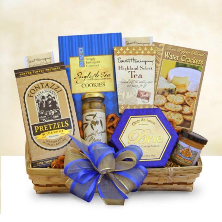 Thank You Snacker Gift Basket - 7971