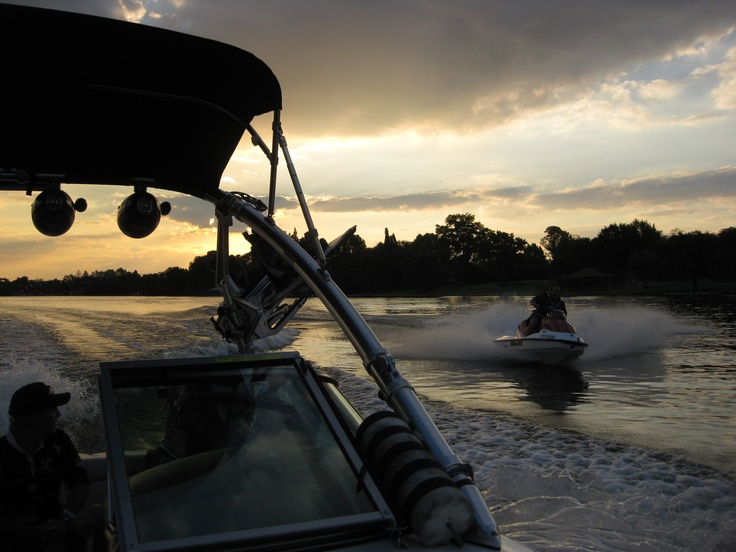 Activities on the Vaal River