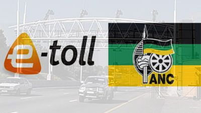 The ANC in Gauteng says it rejects the operation of the e-tolls in its current form.