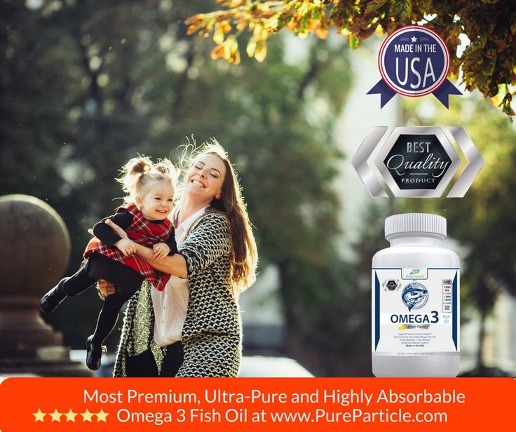 Most Premium, Ultra-Pure and Highly Absorbable Omega 3 Fish Oil  OMEGA 3 BENEFITS:  Support Heart Health Improve joint flexibility Improve brain function Ultra Pure Sea-Harvested Pelagic Fish Oil Instant Benefits + Fast Results Works for both | Men & Women 100% money back guarantee Proudly made in the USA  Buy Now at: http://www.PureParticle.com