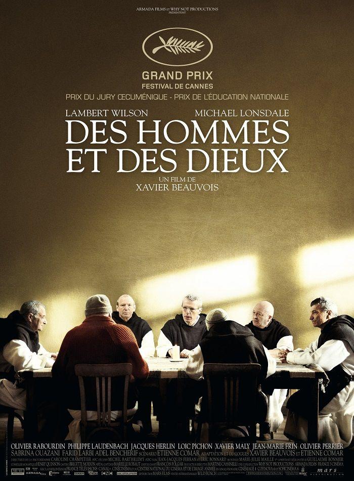 2011 Meilleur Film Xavier BEAUVOIS 2011 Meilleur Acteur Michael LONSDALE