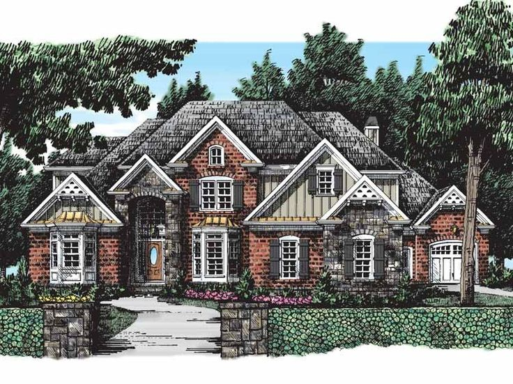17 Best Images About Houses House Plans On Pinterest