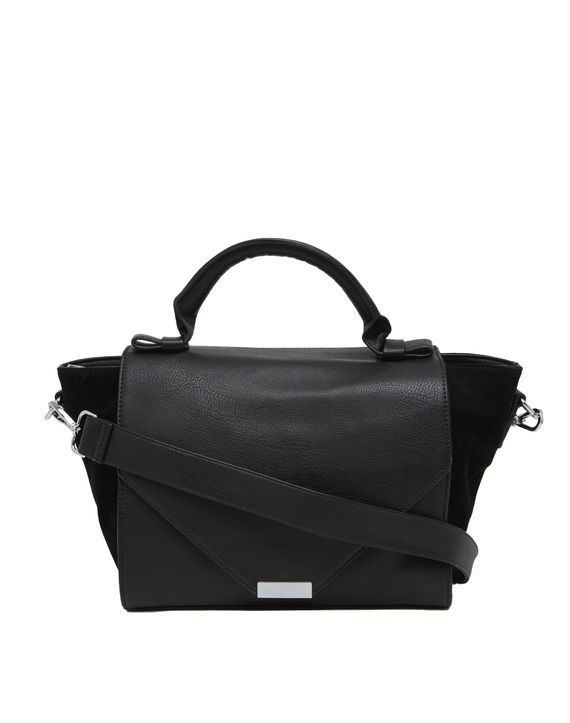Top Handle Wing Tote