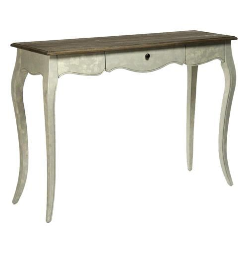 We Love It When A Piece Delivers As Much Character As This French Country  Inspired Console. The Sleek U0027saberu0027 Legs, Create A Sense Of Instant  Femininity,.