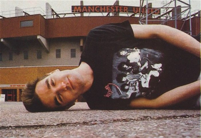 """""""Age shouldn't affect you. You're either marvelous or you're boring, regardless of your age."""" -Morrissey"""