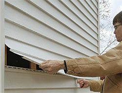 How to remove and replace vinyl siding, from @Fine Homebuilding
