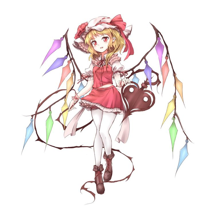 Flandre Out for a stroll