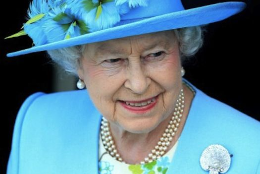 Pantone charts 60 years of the Queen's use of colour.
