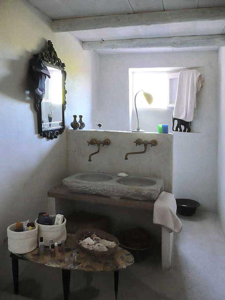 pavimento idee Microcemento : lavandino marmo antico pavimento cemento lucidato pareti microcemento