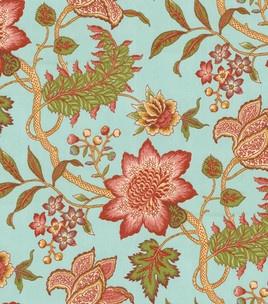 Home Decor Fabric Waverly Maldives Seaglass Fabric Reg Sale Fabrics Wallpaper