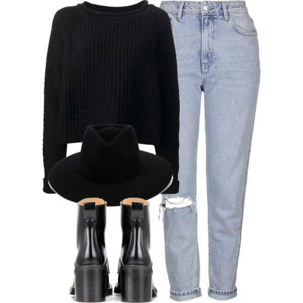 Untitled #6073 by laurenmboot on Polyvore featuring Jo No Fui, Topshop and rag & bone