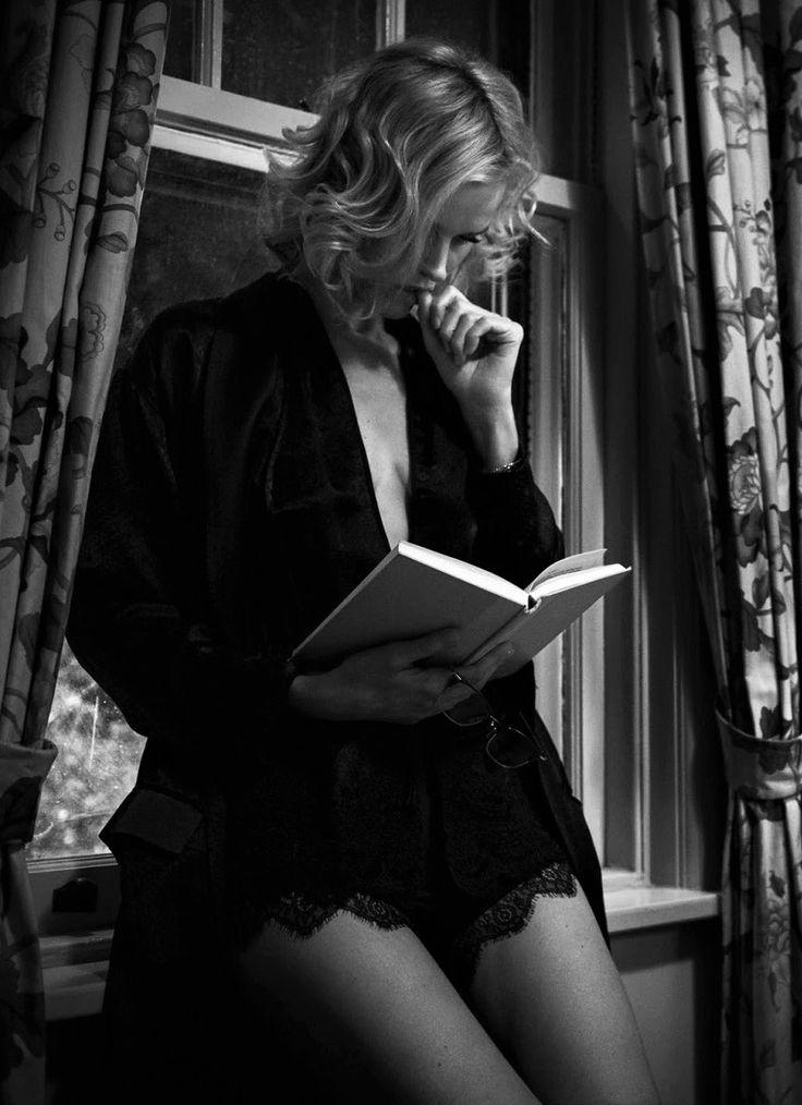 inmysecretessence:  http://inmysecretessence.tumblr.com/ * 25.02.16 *Model : Eva Herzigova . Photographer : Mikael Jasson Vogue Paris March 2016