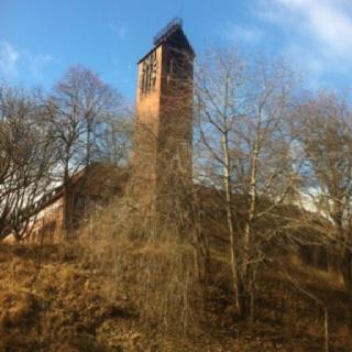 Wieża Zegarowa na Biskupiej Górce