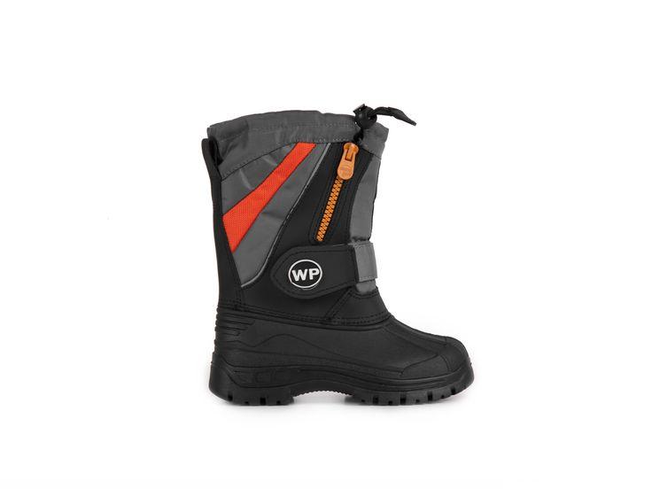Westport Sněhulky se zipem / černo-šedá $ 159 Kč