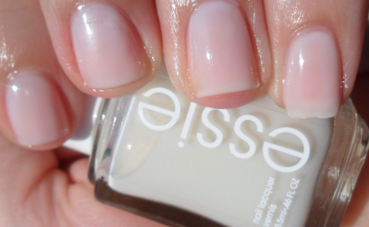 Essie Allure- this may be the sheer white I have been searching for!!