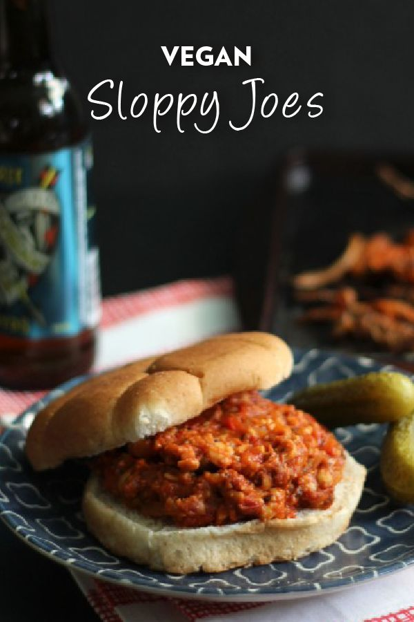 This vegan sloppy joe recipe is so good, you won't miss the meat! Cook tempeh, bell peppers, and onion in a flavorful tomato sauce that's seasoned with Dijon mustard, chili powder, and paprika. This healthy variation of a childhood classic is served on whole grain buns and is perfect for a party.
