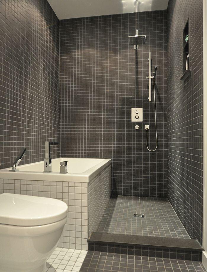les 25 meilleures id es de la cat gorie baignoire douche combo sur pinterest baignoire douche. Black Bedroom Furniture Sets. Home Design Ideas