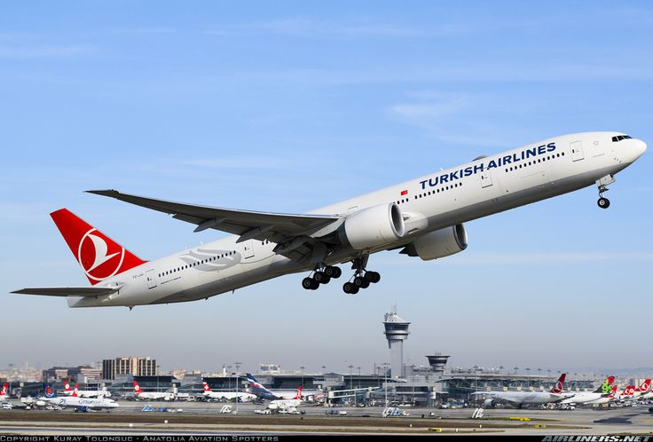 Turkish Airlines TC-JJL Boeing 777-3F2/ER aircraft picture