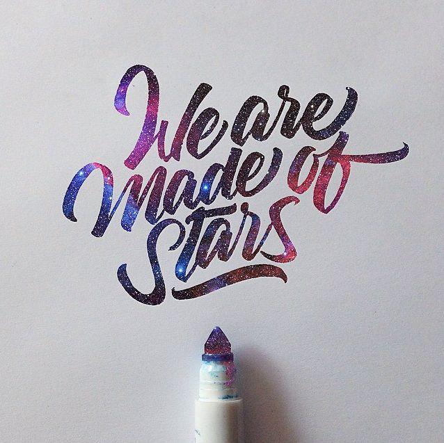 Nosotros estamos hechos de estrellas