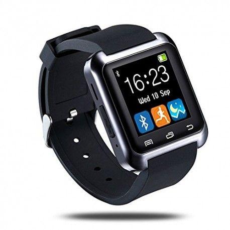 Pensando en tener un SmartWatch que sea Economico y practico a la vez..... Este U80 es la nueva versión del U8 quien tiene para ti nuevas aplicaciones y puedes monitorear algunas de las aplicaciones de tu Smart si sacarlo de tu bolsillo gracias a su conectividad Bluetooth. Facil practico y economico......  Almejorprecio.co