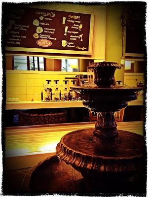 The Kiosk - cafe at Braga Bandung