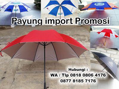Kami zeropromosi 081808064176 – menjual Aneka payung import seperti payung lipat import ,payung golf import, Payung Lipat 3 Import, payung standar import, Payung Lipat Import, payung standar import