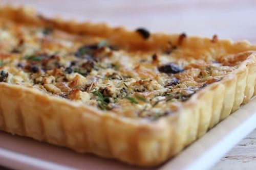 Judy Dawn's #Thermomix Caramelised Onion & Mushroom Tarts - ideal finger food http://www.forumthermomix.com/index.php?topic=7770.0  Looks delicious!