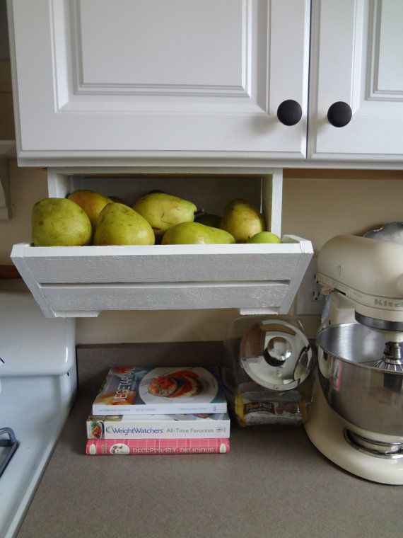 The ORIGINAL caBINet Kitchen Hanging Fruit by DellaLucilleDesigns, $29.99