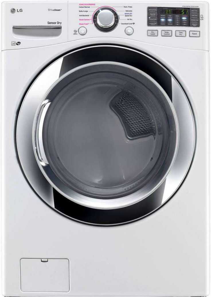 Lowest price on LG DLEX3370W Electric Dryers. Shop today!