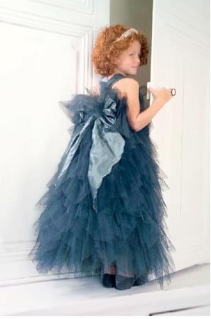 Vestido de tul para las pequeñas de casa. | Lujo y Moda