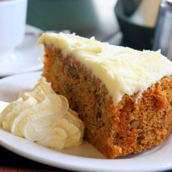 carrot cake for diabetics