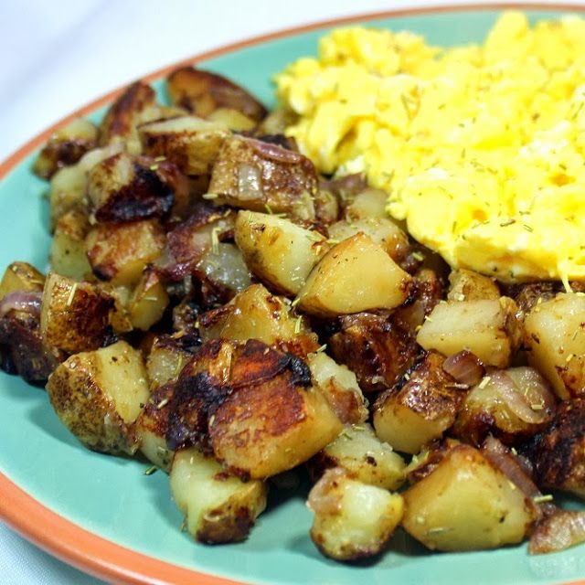 ... Breakfast Taters - Rosemary Potatoes - 52 Simple but Next Level Dishes
