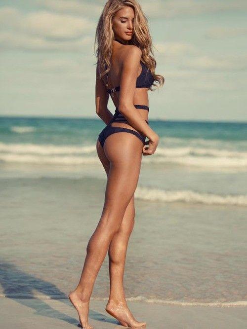 Sexy beach body # bikini # tan # summer GG's tiny times ♥