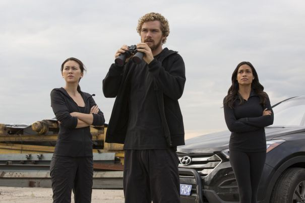 'Iron Fist' Review: Jessica Henwick & Rosario Dawson Are Real Muscle In Marvel Series