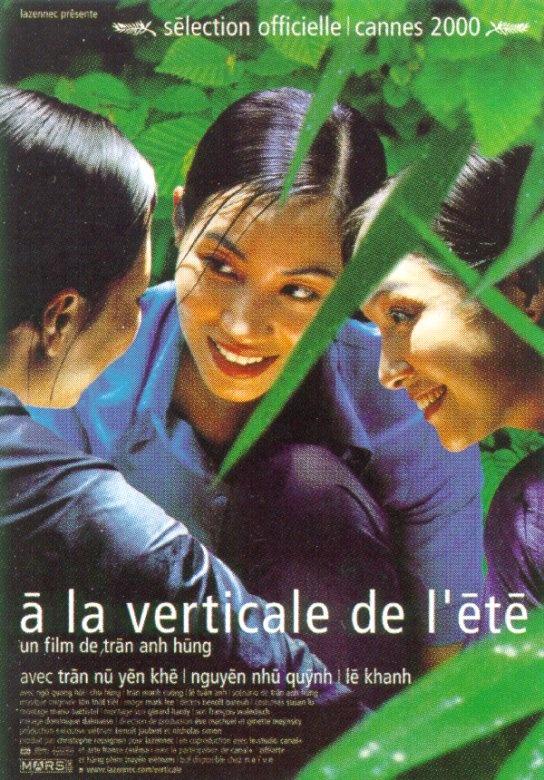 A la verticale de l'été (At the height of summer) - Tran Ahn Hung 1999