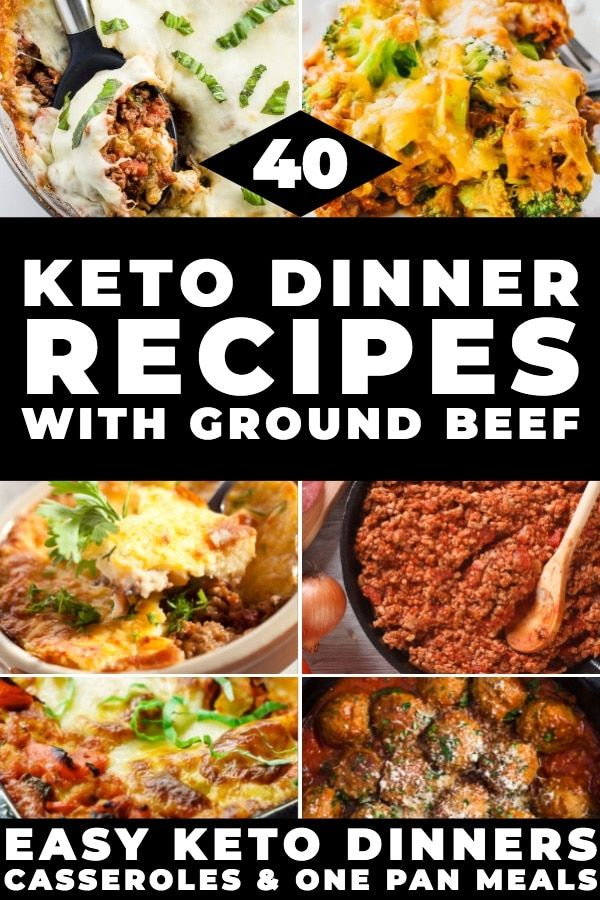 40 Best Keto Ground Beef Recipes Easy Low Carb Dinners In 2020 Beef Recipes Ground Beef Recipes Easy Ground Beef Recipes