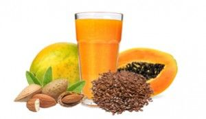 Pancreas Health Juice: 1/2 papaya peeled 4 almonds 2 tbsp of flaxseed Drink immediately. You can drink this juice on a regular basis once a day