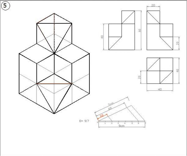 78 Best Dibujo Técnico Isometrico Images On Pinterest