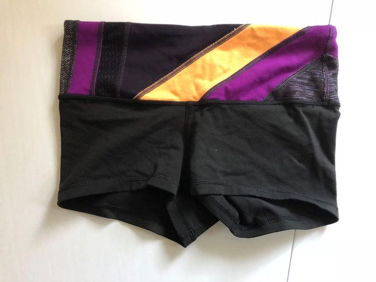 Lululemon Boogie Shorts Size 4  | eBay