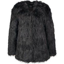 Even&Odd Krótki płaszcz black