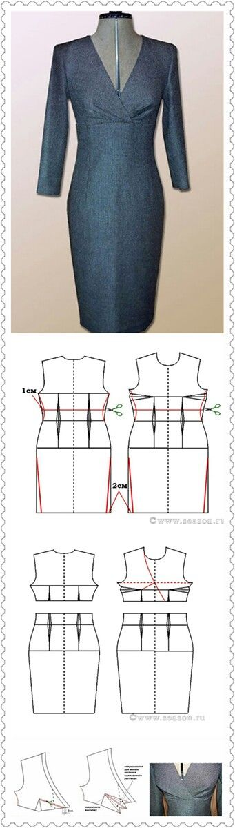 Sheath dress draft                                                                                                                                                     More