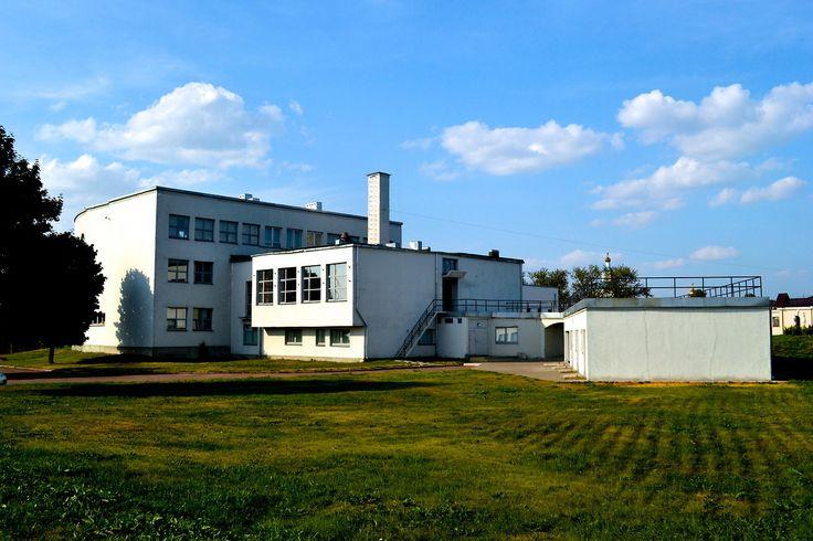 The Art Museum and the Art School/ Hermitage-Vyborg/ Uno Ullberg/ 1932/ Художественный музей и школа искусств/ Уно Ульберг/ 1932/ Photo: Practicum Tours
