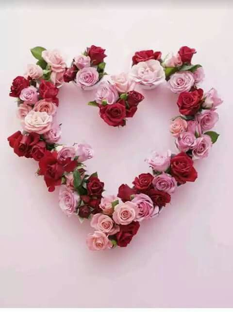 6145 best Hearts ♥♥ images on Pinterest | My heart, Heart shapes ...