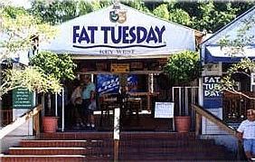My favorite bar in Key West...love those daquiris after biking around Duval Street!