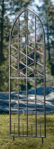 H Potter Wrought Iron Trellis 309 H Potter http://www.amazon.com/dp/B00HXZW8GE/ref=cm_sw_r_pi_dp_-LUfwb0RHCCTA