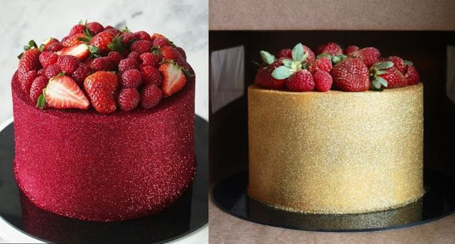 Nova tendência: Glow Cake como fazer?